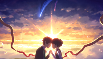 Makoto Shinkai Kimi No Na Wa (Your Name) Wallpaper Full HD Free Download