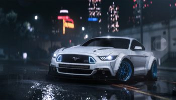 Pictures of The New Ford Mustang Wallpapers Free Download